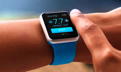 What can a Smartwatch do for your Health?   E-santé, Technologies & Health data   Scoop.it