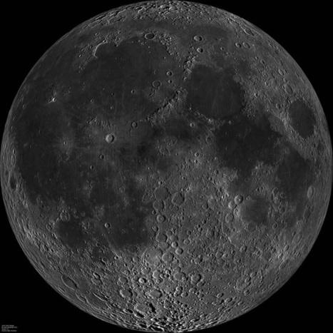 ¿Por qué las caras de la Luna son distintas? Hay que remontarse 4.500 millones de años para entenderlo | HISTORIA Y GEOGRAFÍA VIVAS | Scoop.it