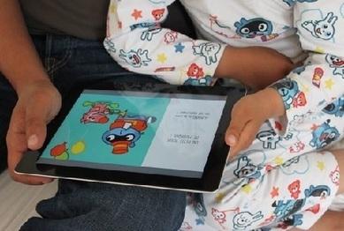 Le Pyjalivre : un pyjama qui permet de lire des ebooks aux enfants   L'e-Space Multimédia   Scoop.it