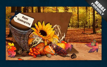 Professionally Designed Corporate Thanksgiving E-Cards | e-card business solutions | Scoop.it