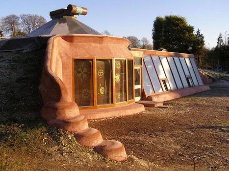 Earthships—The Ultimate Green Homes | Science, Energy and Technology | Scoop.it