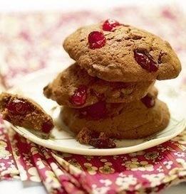COOKIES AUX FRUITS ROUGES SÉCHÉS |Recette Cookies | recette-couscous | Scoop.it