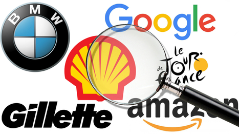 Des messages subliminaux se cachent derrière ces logos célèbres | communication information science technique environnement santé industrie | Scoop.it