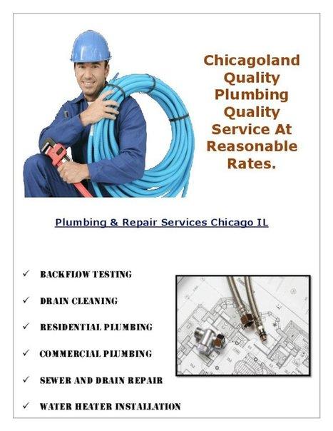 Trustworthy Plumber For Water Heater Installation | Chicagoplumbing | Scoop.it