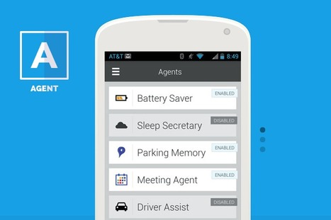 Agent for Android | Keeping notes | Scoop.it