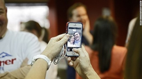 Facebook, phones now part of election decisions   Sticky Marketing   Scoop.it