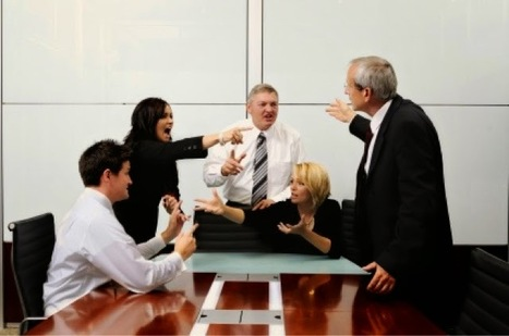 Conflict Management: When 'Off with Their Heads!' Won't Work   How can HR prevent bullying by seniors at the workplace?   Scoop.it