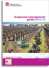 Grapevine management guide | NSW Department of Primary Industries | Year 12 Geography | Scoop.it