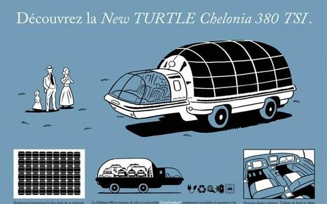 Paris : nos transports du futur se dessinent aux Arts et Métiers   great buzzness   Scoop.it