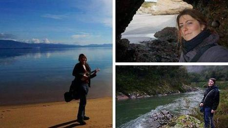 « La liberté du voyage, à la fois fascinante et vertigineuse ! » | Les liens de Hyacinthe | Scoop.it