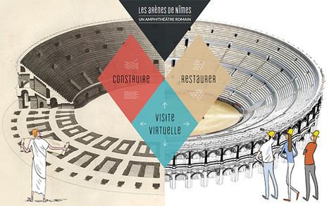 Un webdocumentaire sur les arènes de Nîmes- Éduscol HG | ClioTweets | Scoop.it