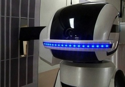High Tech / Le premier gardien de prison robot du monde | w3sh ... | Robotique Domestique | Scoop.it