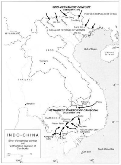 L'écho du champ de bataille: Guerre sino-vietnamienne - 1979 | Asie(s) Vietnam | Scoop.it