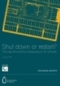 Shut down or restart? | Royal Society | Issues for learning and technology 2012 | Scoop.it