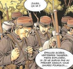 14-18, Le petit soldat (août 1914) – BD | Nos Racines | Scoop.it
