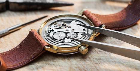 How To Look For Reliable Watch Repairs In Los Angeles | Best watch maker tools | Scoop.it