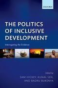 The Politics of Inclusive Development: Hardback: Sam Hickey - Oxford University Press | Gender and social inclusion | Scoop.it