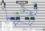 LogicLab - Pneumatic workplace   Pneumatic circuits   Scoop.it
