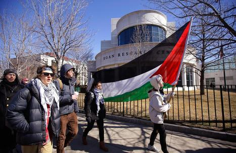 Pro-Palestinian Students Charge Universities With Censorship - NBCNews.com | NGOs in Human Rights, Peace and Development | Scoop.it