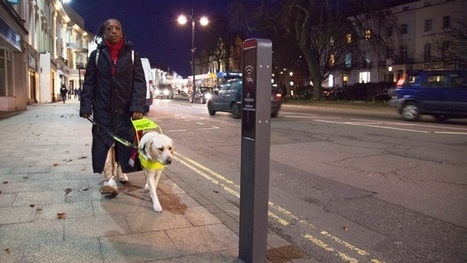 'Responsive street furniture' in cities could boost accessibility | Inclusive | Scoop.it