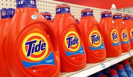 Tide Launches New Laundry Service With Free Delivery | Kickin' Kickers | Scoop.it