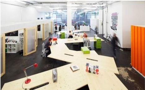 Le futur du lieu de travail en 5 tendances | Les malls & autres grands projets | Scoop.it