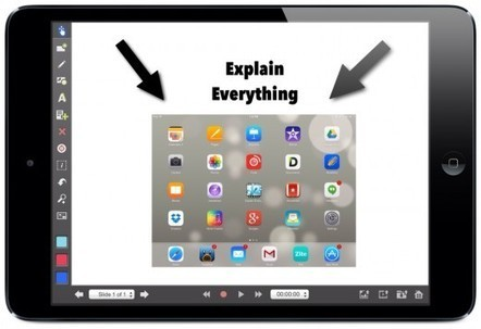 iPad Screencasting Apps for Schools - Jonathan Wylie | iPad apps | Scoop.it