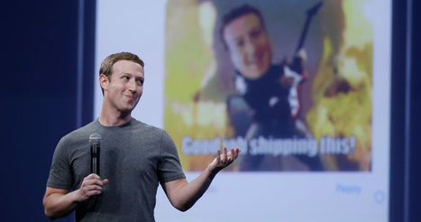How Mark Zuckerberg Is Engineering Facebook to Be More Like Google | Scouting the Future | Scoop.it