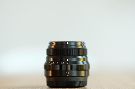 Fuji 35mm F2 | Blog by Fred | Les X de  Fuji | Scoop.it