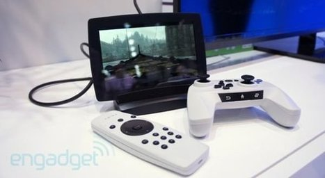 Unu is an Android Tablet, a Gaming Console and a Smart TV | Embedded Systems News | Scoop.it