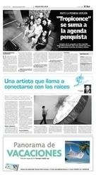 Página 15 - Diario El Sur - La edición digital completa en Internet- 21.01.2013 | aboutdiseno | Scoop.it