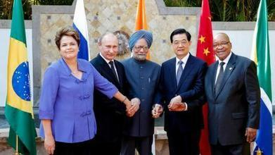 Who's Afraid of BRICS? | EU-China: trade, aid and public diplomacy in the 21st century | Scoop.it