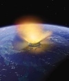 Ancient asteroids kept on coming | Geochemistry | Scoop.it