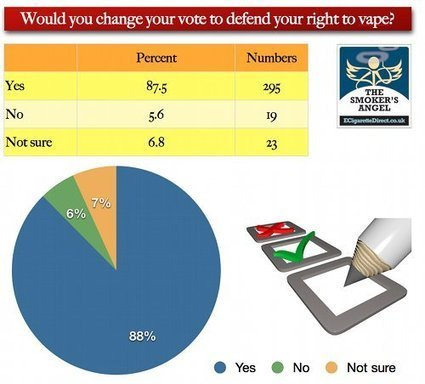 Hacked Off Vapers Start Their OWN Political Party! | E-Cigarette News | Scoop.it