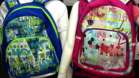 Designer makes bulletproof clothing for kids   Kickin' Kickers   Scoop.it