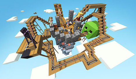 Minecraft 0.15.0 Pocket y Win 10 Edition – The Friendly Update | Minecraft | Scoop.it
