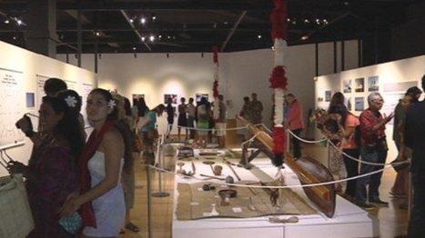 L'exposition des Tahiti Nui Explorers au Musée de Tahiti et des îles | Polynésie 1ère | Kiosque du monde : Océanie | Scoop.it