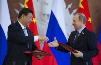 Is It in Europe's Interest to Push Russia Into China's Arms? | Global politics | Scoop.it