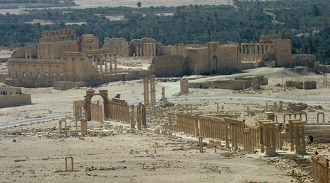 UNESCO unanimously approves Russian resolution on Palmyra restoration | Saif al Islam | Scoop.it