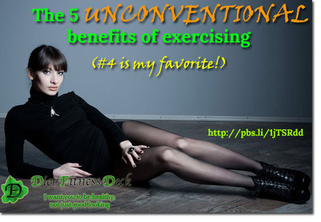 The 5 Unconventional Benefits Of Exercising (#4 is my favorite) | Life, Love, Personal Development and Family | Scoop.it