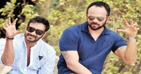 'सिंघम रिटर्न्स' में एक्शन के साथ कॉमेडी का तड़का भी है   Bollywood News in Hindi   Scoop.it