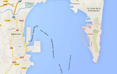 Cómo y por qué las fronteras de Google Maps cambian según el país desde el que se mire | Microsiervos (Internet) | limes | Scoop.it