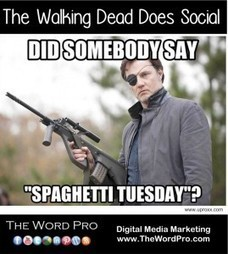 The Walking Dead – Social Media Marketing At Its Best - I Do Facebook! | Social Media, the 21st Century Digital Tool Kit | Scoop.it
