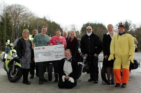 BONE-shaker MARROW-thon charity ride raises £2000 | Motorcycle Industry News | Scoop.it
