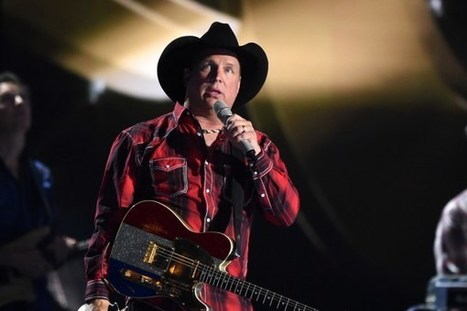 Garth Brooks Earns Top Spot in Country Touring Revenue | Country Music Today | Scoop.it