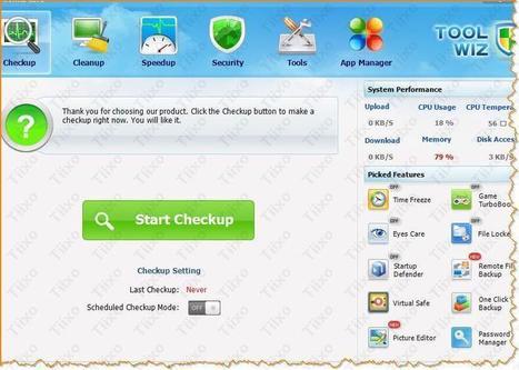 اصدار قوي في صيانة الجهاز Toolwiz Care 2.0.0.4000 | منتديات تعليم وابداع | Scoop.it