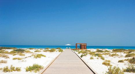 Saadiyat Beach Club - Club on Saadiyat Island in Abu Dhabi | Business | Scoop.it