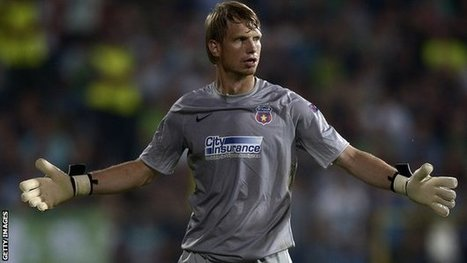 Giedrius Arlauskis: Watford sign Lithuania international goalkeeper - BBC Sport | News about Lithuania for learners of English | Scoop.it