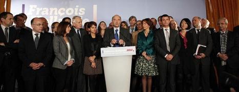 Equipe de campagne de F. Hollande : organigramme détaillé | Hollande 2012 | Scoop.it
