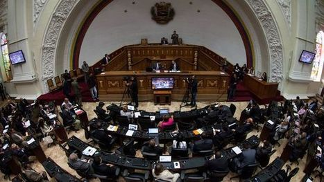 Venezuela : des députés accusés de trahison pour avoir contacté l'Organisation des Etats américains | Venezuela | Scoop.it